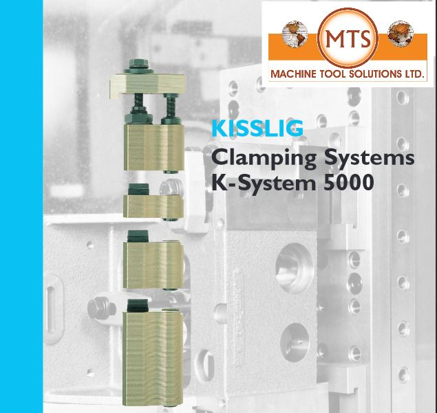 KISSLIG CLAMPING SYSTEM 205000-20E CATALOGUE