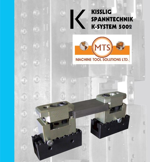 KISSLIG CLAMPING SYSTEM 205002-20D CATALOGUE