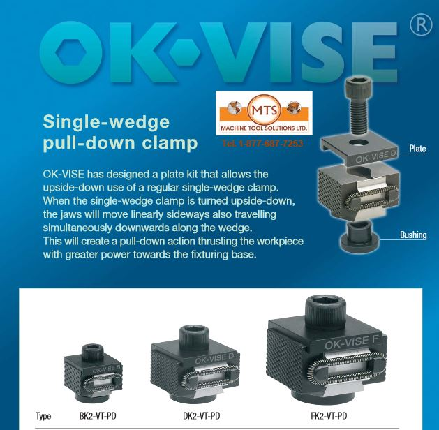OK-VISE CATALOGUE